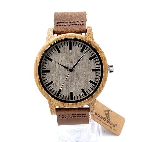 GXS Relojes de madera / amplia fideos blancos cáscara clavo / mesas de madera retro /
