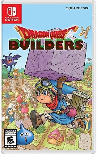 Dragon Quest Builders Nintendo Switch ドラゴンクエストビルダー任天堂スイッチ北米英語版 [並行輸入品]
