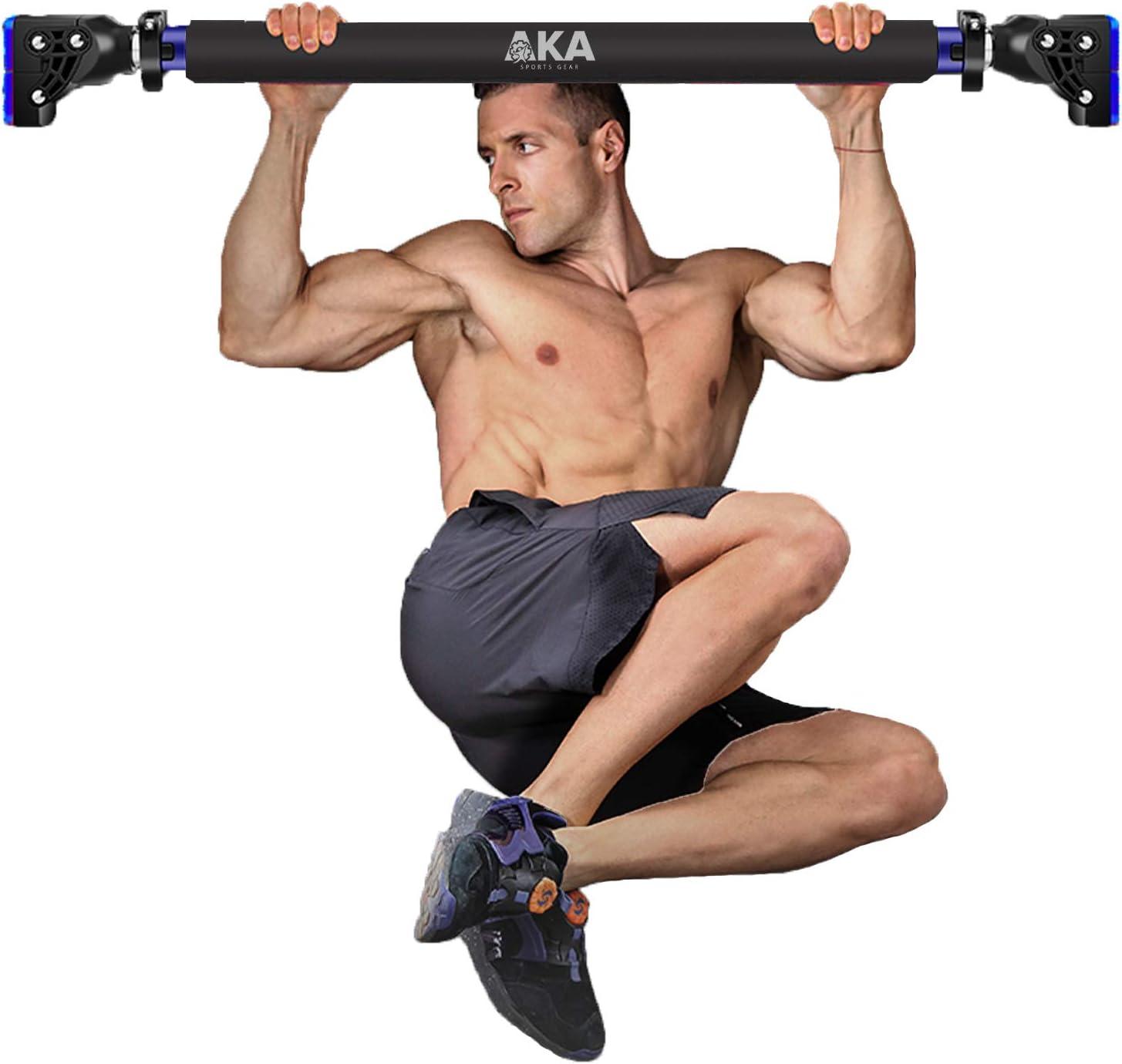 DEDAKJ Pull Up Bar Pullup Bar Chin Up Bar for Doorway Home Gym Equipment 37.8