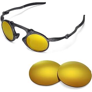 4d292c3195e Walleva Replacement Lenses Oakley Madman Sunglasses - Multiple Options