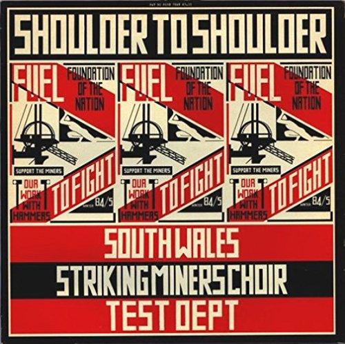 Shoulder To Shoulder [VINYL]