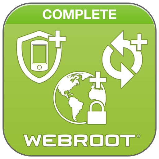 Webroot Security Complete product image