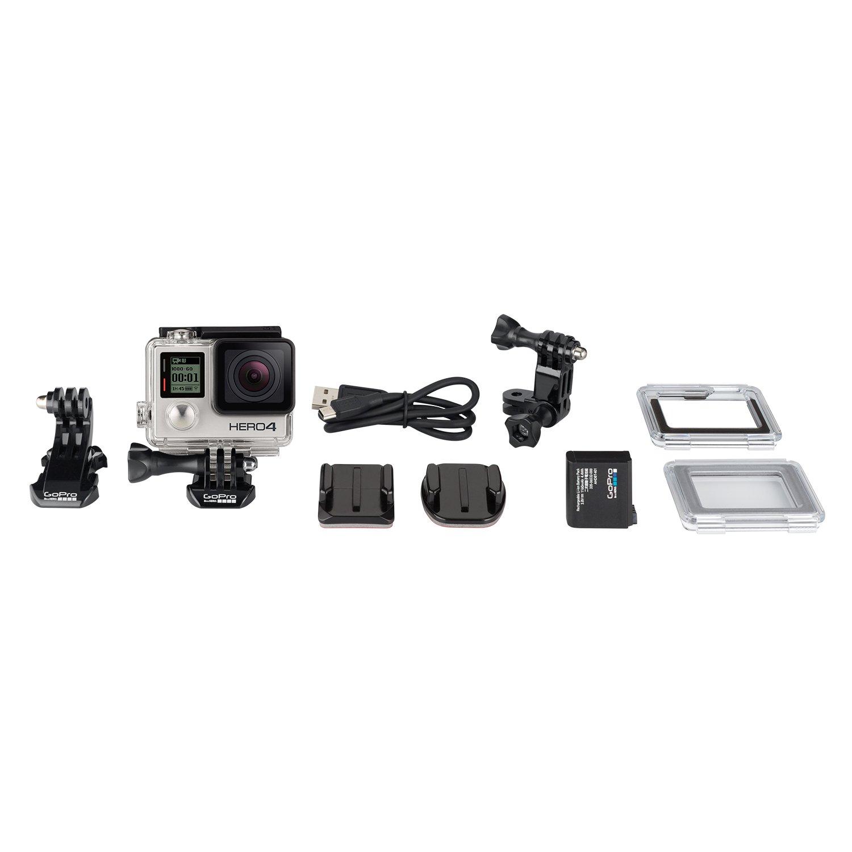 GoPro HERO4 SILVER Moto Bundle
