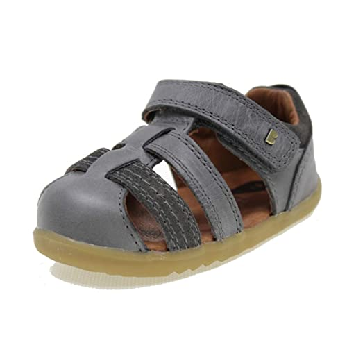 76510208d Bobux Step Up Boys Roam Sandals Charcoal Grey: Amazon.co.uk: Shoes ...