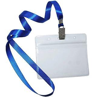 Gimars [50 SETS] ID Badge Holder/tarjeta identificativa ...
