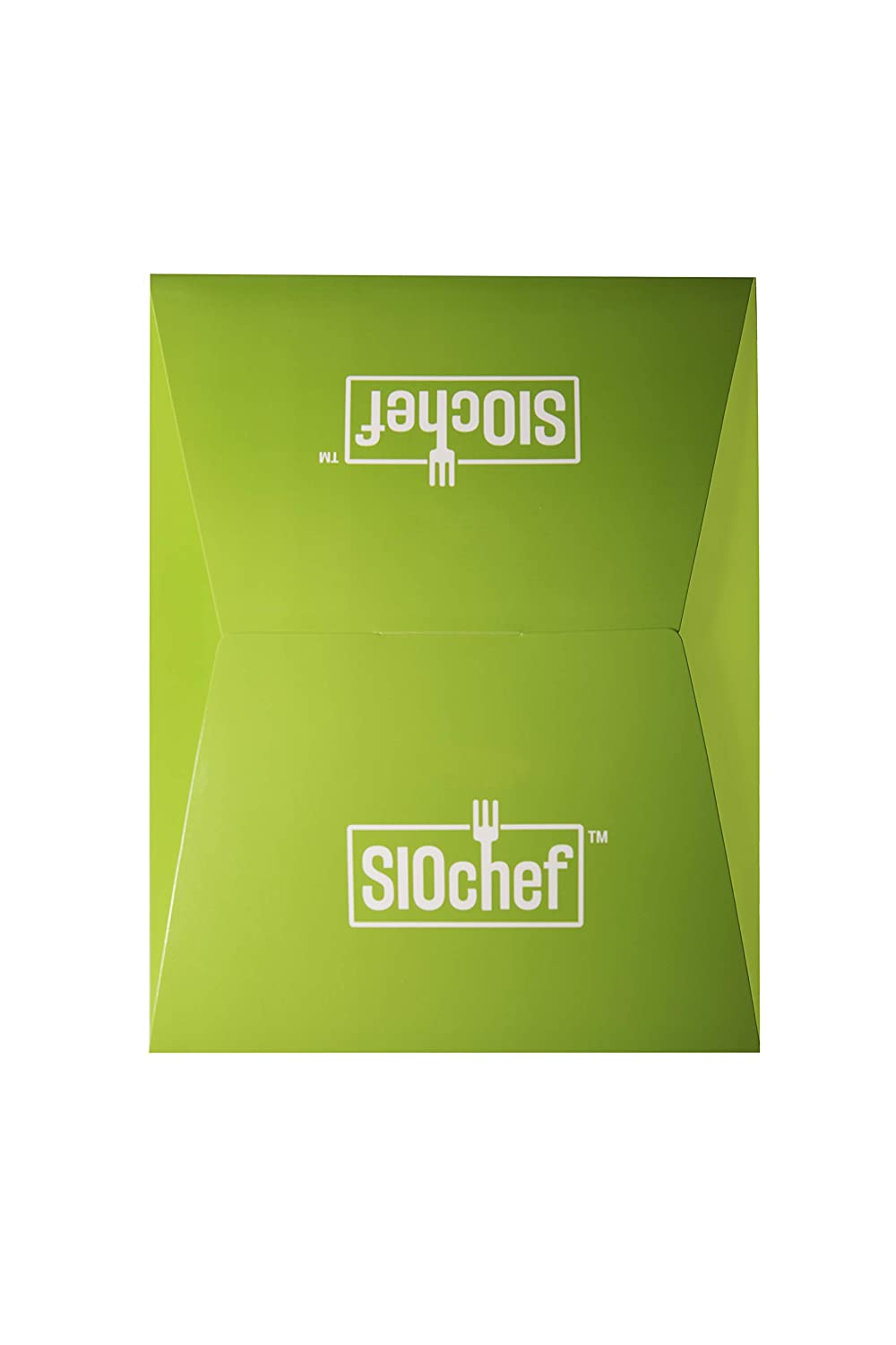 SIOchef Premium Silicone Sous Vide Bags - Reusable, 256oz, 2 Gallon, 16 x 11 inches (2-Pack) (X-Large)
