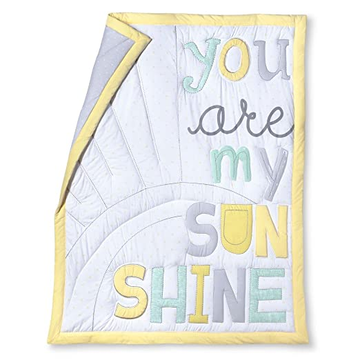 Little Happy Suns My Sunshine Crib Bedding Baby Bedding
