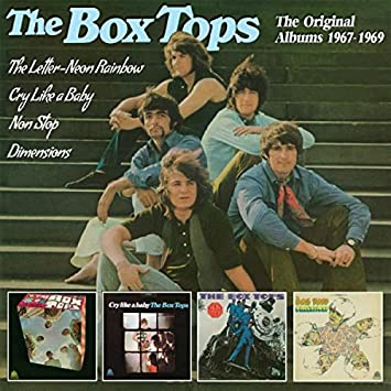 The Letter Neon Rainbow Cry L by Box Tops Amazon Music