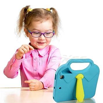 Amazon.com: Mini iPad 1 2 3 4 manijas fundas para niños, a ...