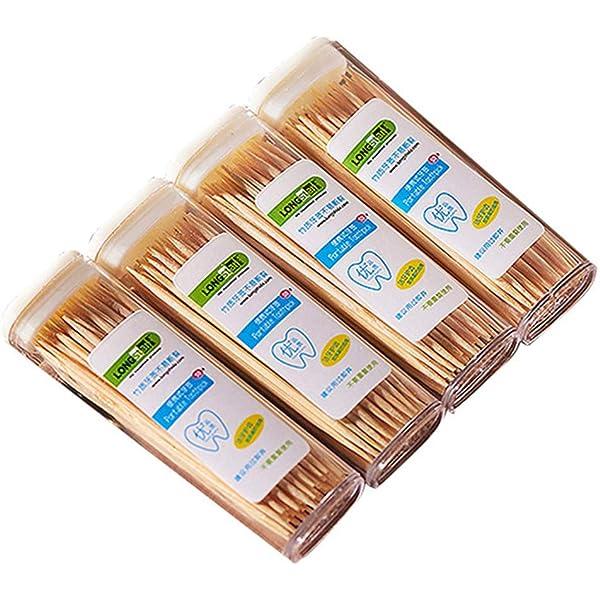 Tooth pick 7CM 500pcs Wood Guaranteed Quality