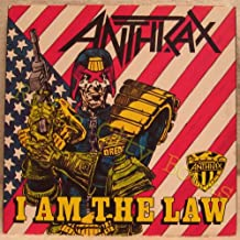 I Am The Law (12 Inch Single)