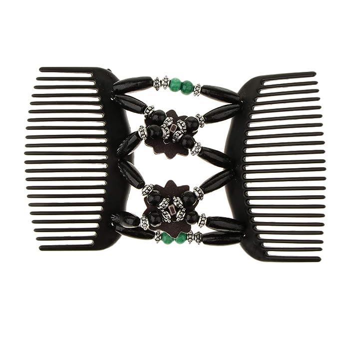 sharprepublic 5Stk Hairclip Haarklammer Haarspange Butterfly Haarkamm Gummiband Haarkamm Magischer Clip