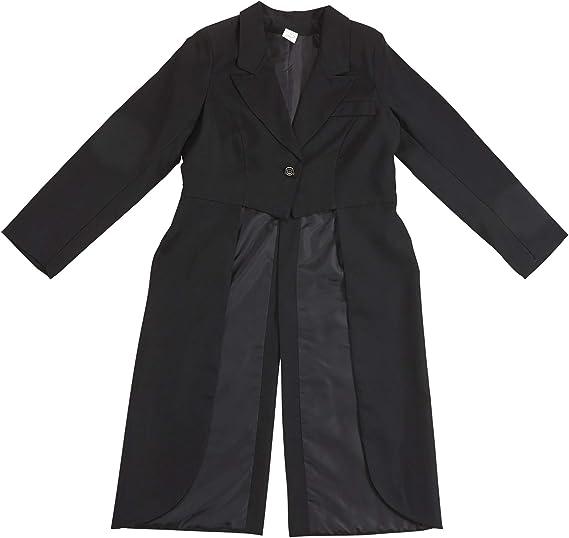 WIDMANN 59031 - Disfraz de FRAC, para Hombre, Color Negro, tamaño ...