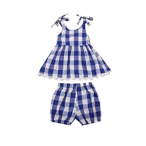 Trachten Baby Kleid Hose Set Gr 80 6 12 Monate Blau Weiss