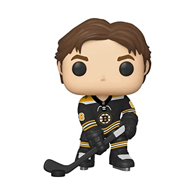 Funko POP! NHL: Bruins - David Pastrnak (Home Jersey): Toys & Games