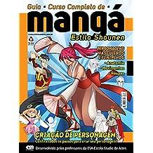 Guia Curso Completo de Mangá: Estilo Shounen
