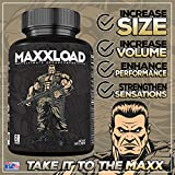 - 61WL4BhAawL - MAXXLOAD – Ultimate Male Enhancement Pills (60 Capsules) #1 Volumizer and Enhancer Formula – All Natural