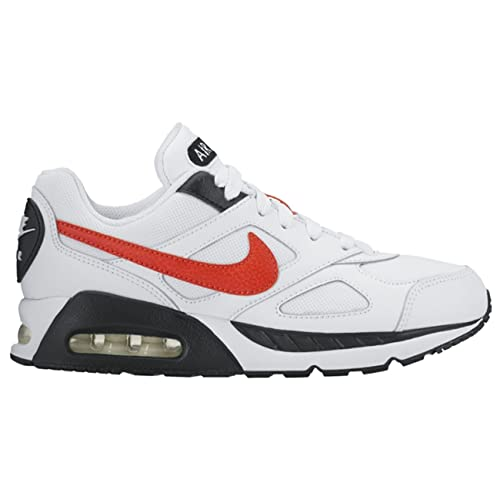 65999ceae2e518 Nike Youth Air Max Ivo Mesh Trainers White  Amazon.co.uk  Shoes   Bags