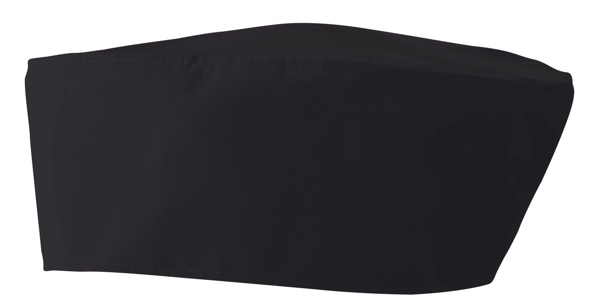 Premier Men's Chefs Cap Black ONE by Premier