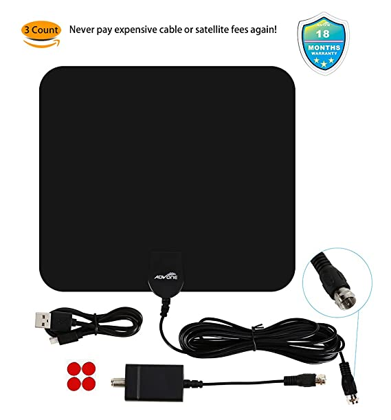 The 8 best hdmi indoor tv antenna