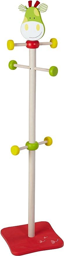 Wonderworld WW-5012 - Perchero de pie infantil, diseño de jirafa