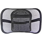 ★ Best Seller ★ Go Lumbar Support for Car™ ★ Super Soft ★ Comfortable ★ Easy Posture ★ Perfect Solution for Back Pain and Poor Posture ★ Properly Aligns Spine to Ease Lower Back Pain ★ Cool ★ Breathable Mesh ★ Mostly Fit in Any Cars 533