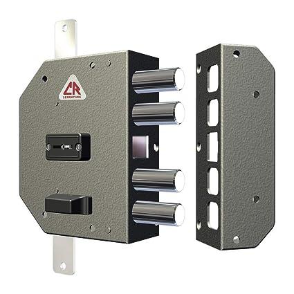 C.R. Art. 2250 Cerradura de seguridad DX S/barras unidades ...