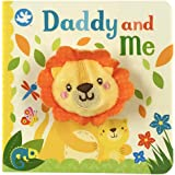 Daddy And Me Children's Finger Puppet Board Book, Ages 1-4