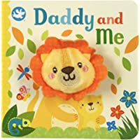 Daddy and Me Finger Puppet Book (Finger Puppet Board Book)