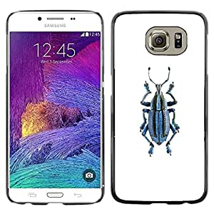 Plastic Shell Protective Case Cover || Samsung Galaxy S6 SM-G920 || Minimalist Pattern White @XPTECH