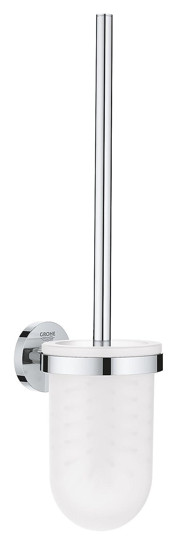 Grohe 0374001 Essentials Porta Scopino Completo, Cromo 40374001