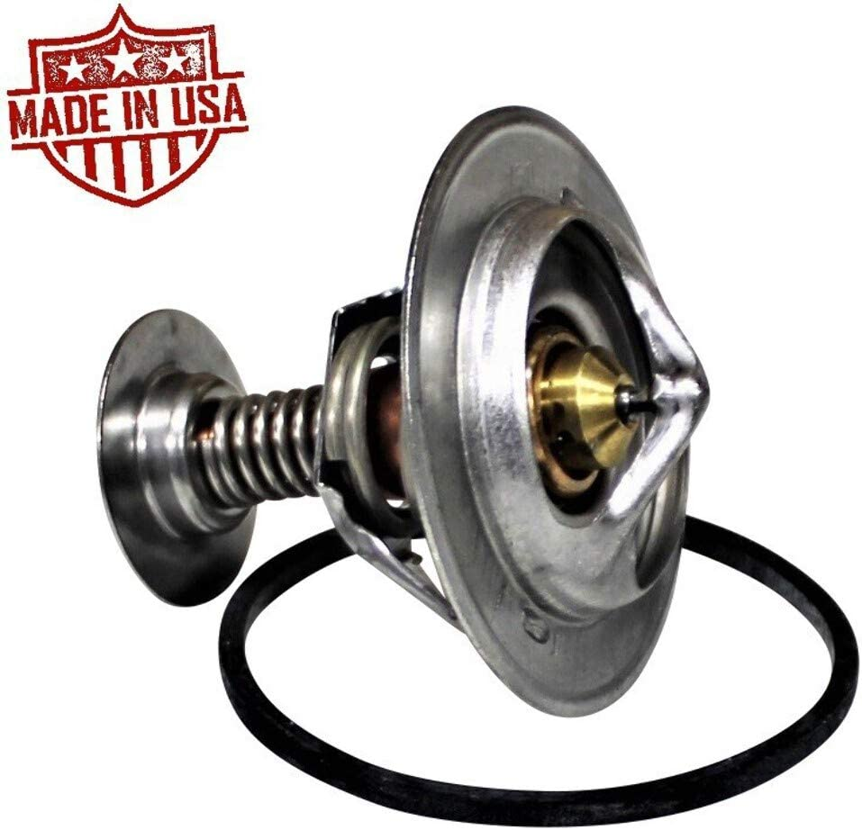 Automotive 203 Degree Thermostat for 1996-2003 Ford Powerstroke ...