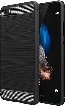 Simpeak Funda Compatible con Huawei P8 Lite (5,0 Pulgadas), Funda ...
