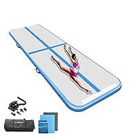 Ewinsun 10-ft Inflatable Gymnastics Mat