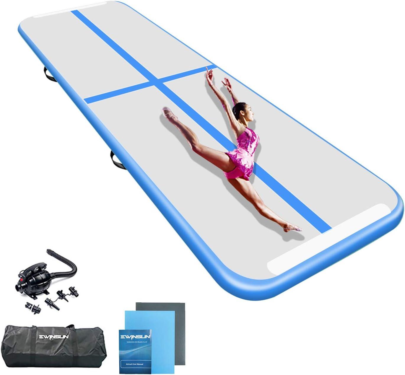 Electric Air Pump For Air Track Inflatable Tumbling Home Gymnastics Tumbling Mat