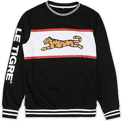 Le TIGRE Men's Gilmore Crewneck Sweatshirt: Clothing