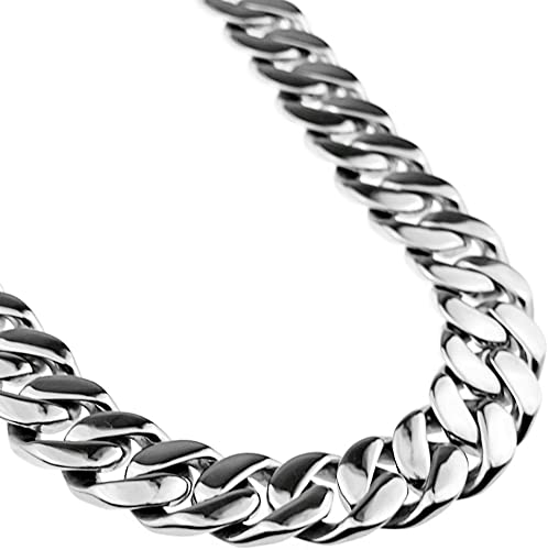 Bling Cartel Heavy Cuban Chain 25MM Wide 316L Stainless ...