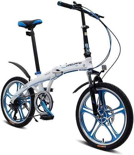 Paseo Bicicleta Bicicleta amortiguadora Bicicleta Plegable ...