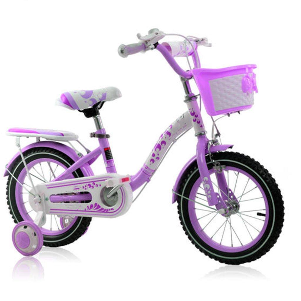 CGN子供用自転車、リトルベイビーチャイルドガールベビーキャリッジ自転車 soft B07CMQ56NH 14