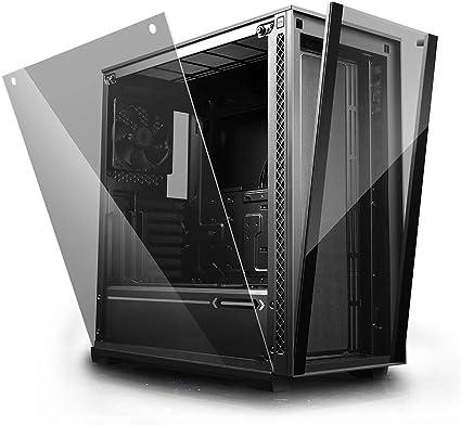 DEEPCOOL MATREXX 30, Mini-Torre, M-ATX/Mini-ITX Negro: Amazon.es ...