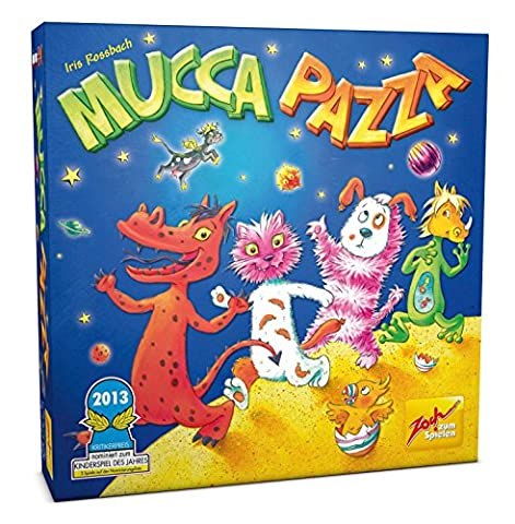 Mucca Pazza Board Game (I Pushed The Wrong Button)