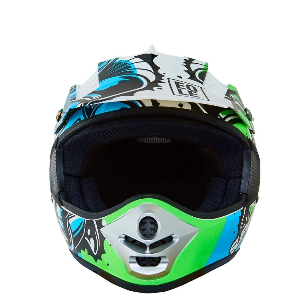 EOLE Casque cross enfant SUPERBOT D/écor/é ECE R 22.05