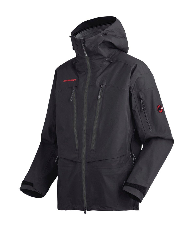 ◎マムート(MAMMUT) GORE-TEX GLACIER Pro Jacket 1010-26200 0001 black ウェア B075GYNCBL L|black(0001) black(0001) L