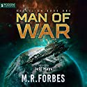 Man of War: Rebellion, Book 1 Audiobook by M. R. Forbes Narrated by Jeff Hays