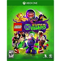 Lego DC Super-Villains - Xbox One - Standard Edition