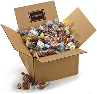 product image for AvenueSweets - Handcrafted Individually Wrapped Soft Caramels - 3 lb Box - Customize Your Flavors