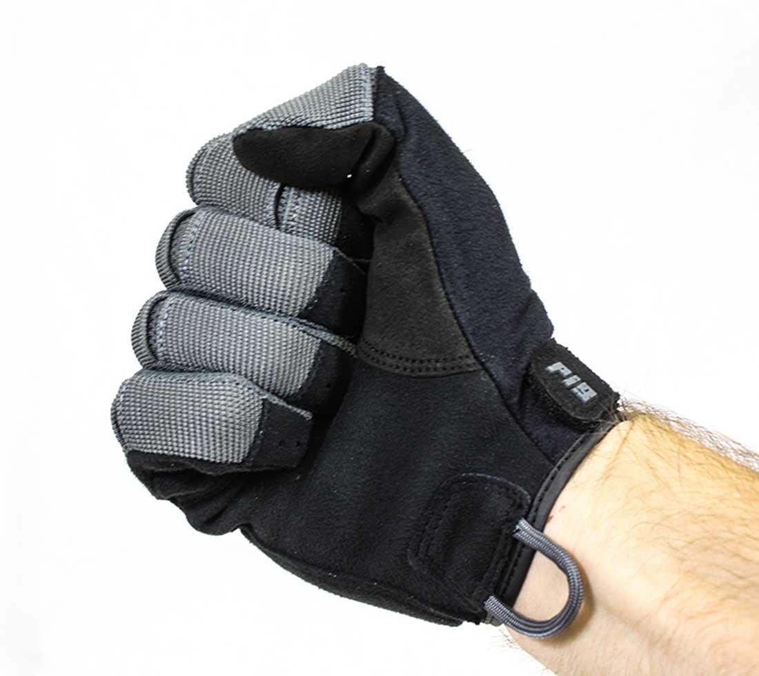 PIG Full Dexterity Tactical (FDT) Alpha Gloves - Carbon Grey - 2X-Large …