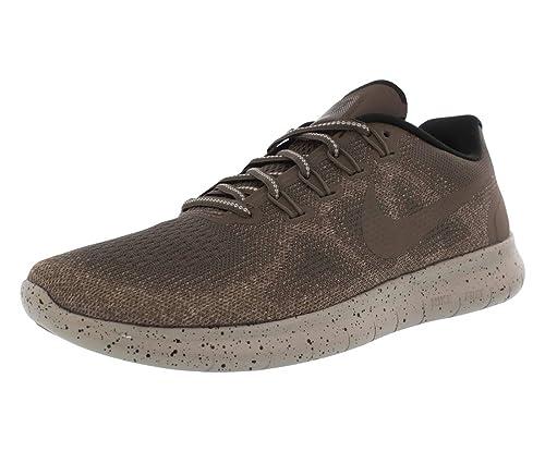 Mens Nike FREE RN CMTR 2017 Black SFMVB44887 Running Shoes