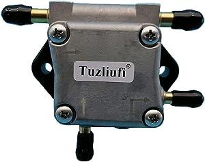 Tuzliufi Replace Fuel Pump Outboard 40HP 45HP 50HP 55HP 60HP Engine 808505T 808505T01 827682T 881862T07 881862T08 892874T 892874T01 899106T 899106T01 8M0118177 8M0141827 8M0141844 8M0118176 New Z503