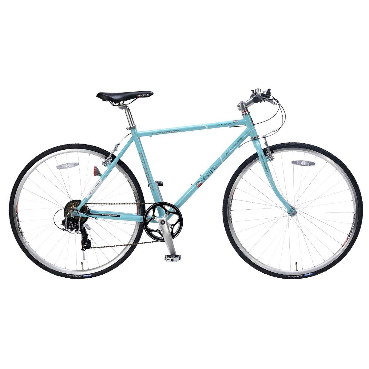 FORTINA FT-7007 700C クロスバイク SHIMANO 7段変速